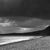 Budleigh Salterton photographed by Andrew Butler